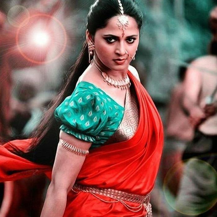 Anushka Shetty Bahubali 2