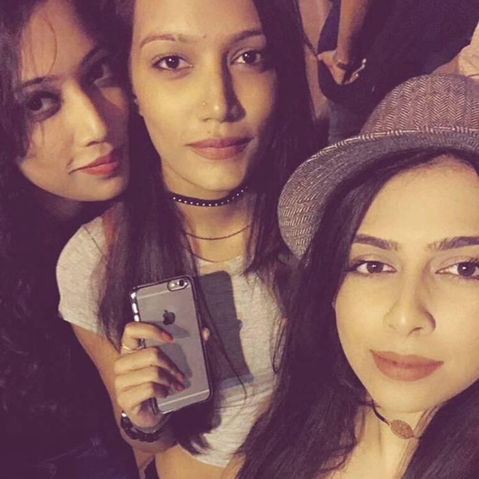 Sonika Chauhan Friends