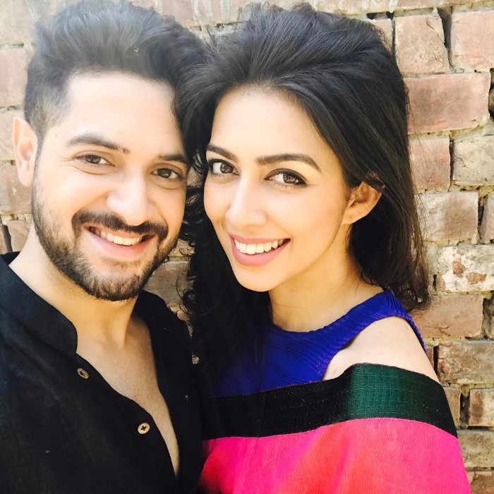 Sonika Chauhan and Vikram Chatterjee