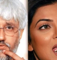 Vikram Bhatt and Sushmita Sen