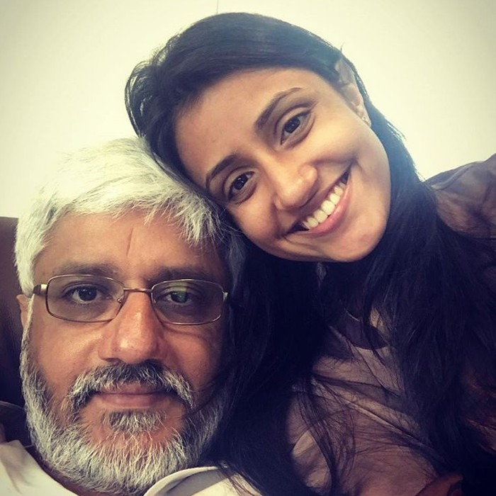 Vikram Bhatt's daughter