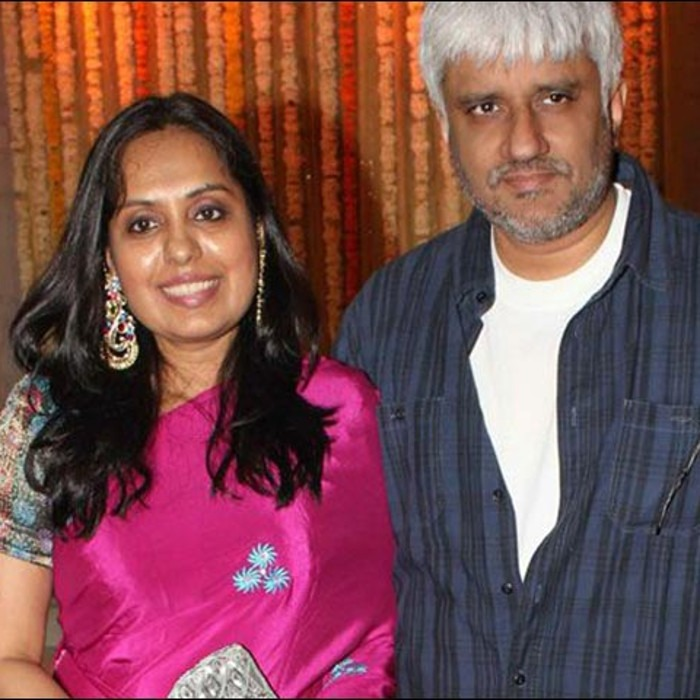 Vikram and Aditi Bhatt