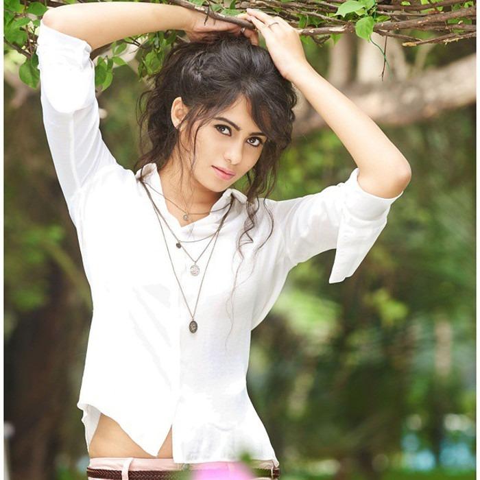 Deepa Sannidhi boobs