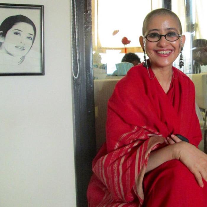 Manisha Koirala cancer