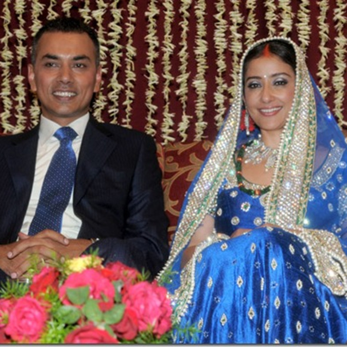 Manisha Koirala husband