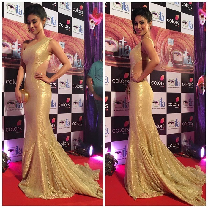 Mouni Roy Red Carpet