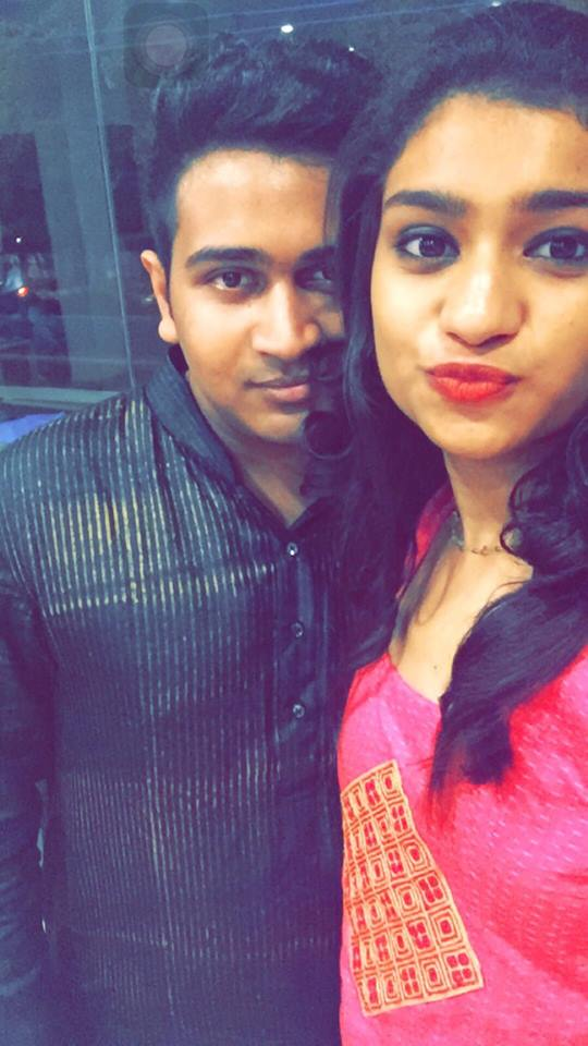 Nishith Narayana Girlfriend