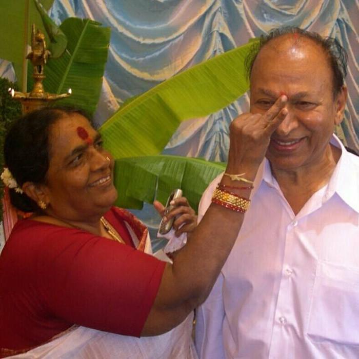 Parvathamma Rajkumar family