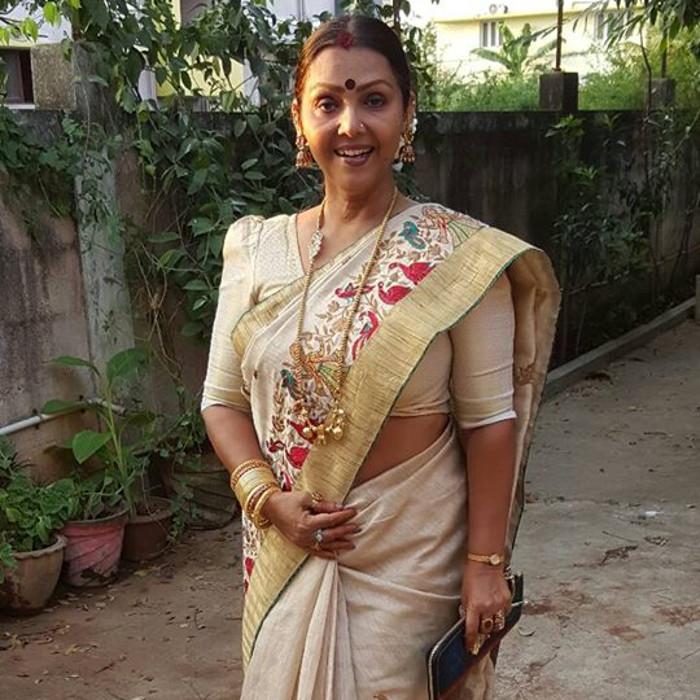 Fathima Babu hot