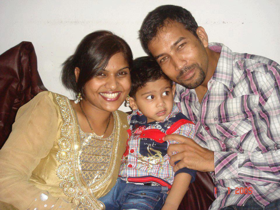 Kathi Karthika Husband