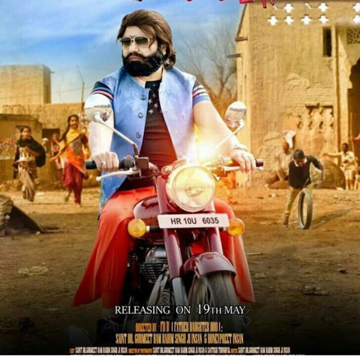 Ram Rahim Singh movie