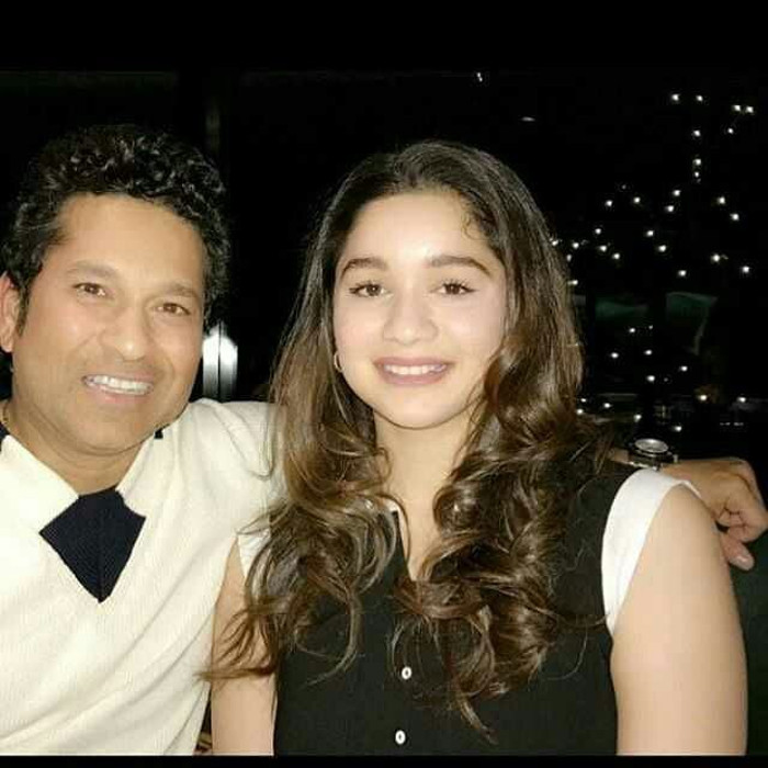 Sachin Tendulkar daughter