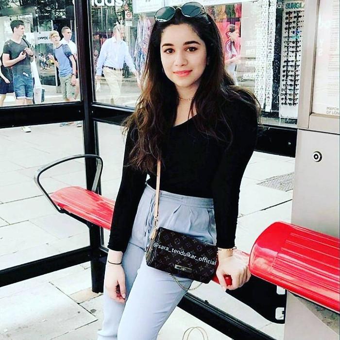 Sara Tendulkar hot