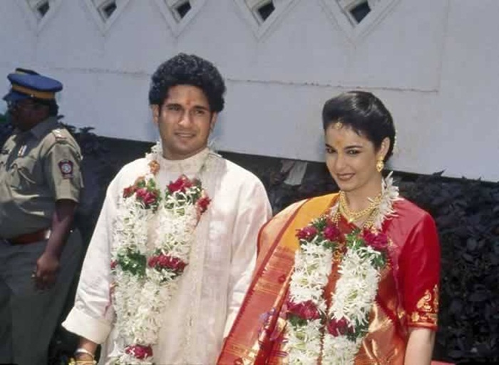 sachin and anjali marriage