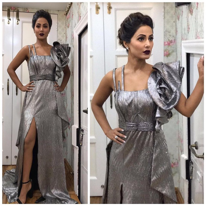 Hina Khan Wiki Age Instagram Boyfriend And Photos Of The Bigg Boss