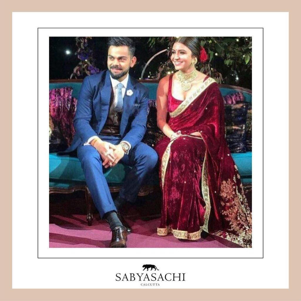 Anushka Sharma Virat Kohli Wedding Photos