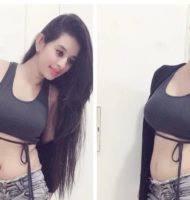 Ankita Dave Hot Photo in a Sports Bra