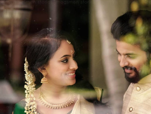 neeraj madhav marriage